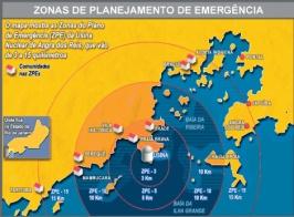 zona de planejamento de emergencia
