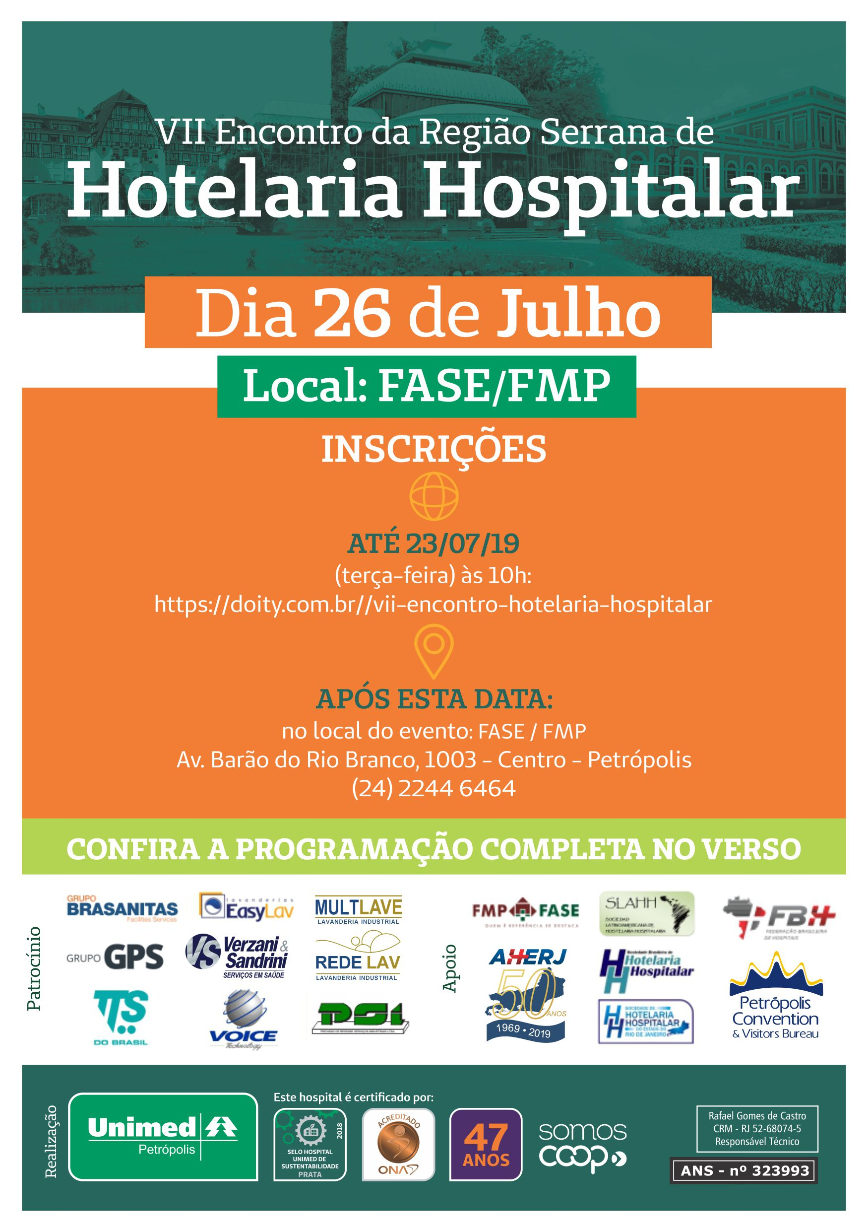 Unimed_Petropolis_VII_Encontro_Hotelaria_Hospitalar_Folheto_A5_Frente